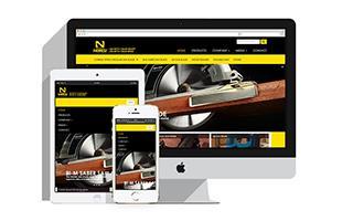 五金行业 - 企业网站建设 - 外贸网站建设 - 宁波妙力斯有限公司