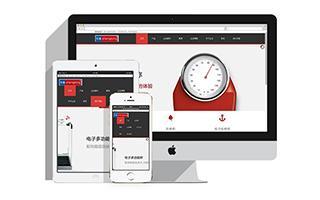 五金土杂网站案例:上海升隆电子科技有限公司